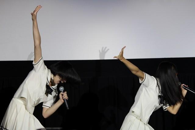 でんぱ組.inc「白魔女」前夜祭で主題歌熱唱にファン熱狂