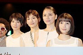 美人4姉妹の物語「海街diary」が公開!「海街diary」