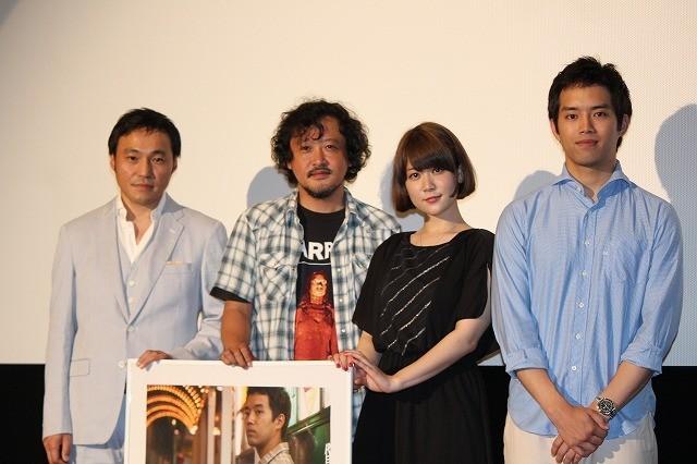 三浦貴大、「ローリング」は「人それぞれ面白い部分を見つけられる映画」