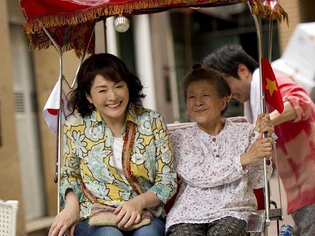 松坂慶子6年ぶり主演作が10月公開決定!主題歌で歌声も披露