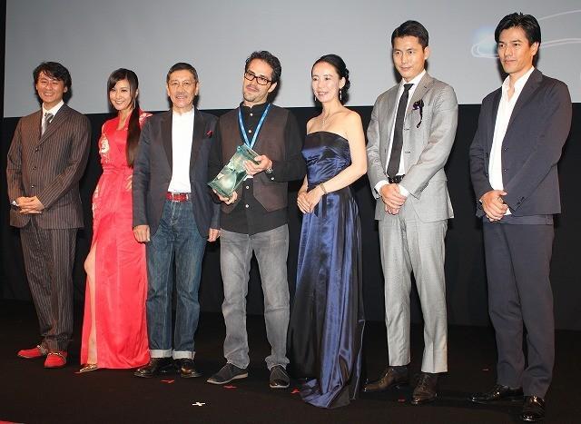 「ショートショートフィルムフェスティバル」グランプリはイラン作品 奥田瑛二「監督の心が美しい」と絶賛