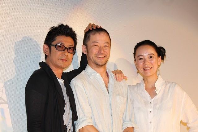 河瀬直美監督、永瀬正敏&浅野忠信の共演作に「むっちゃやる気になる」と意欲