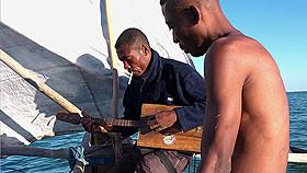 「ギターマダガスカル」の一場面「ブエナ・ビスタ・ソシアル・クラブ」