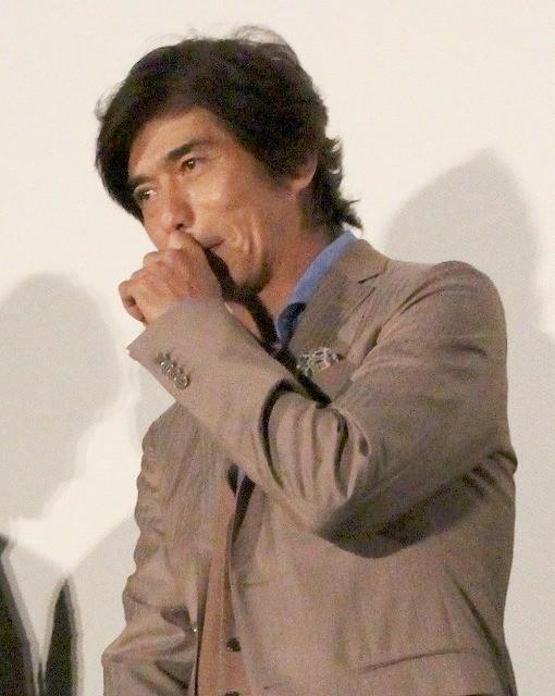 佐藤浩市、妻からの手紙に男泣き 樋口可南子、北川景子ら共演者も感涙