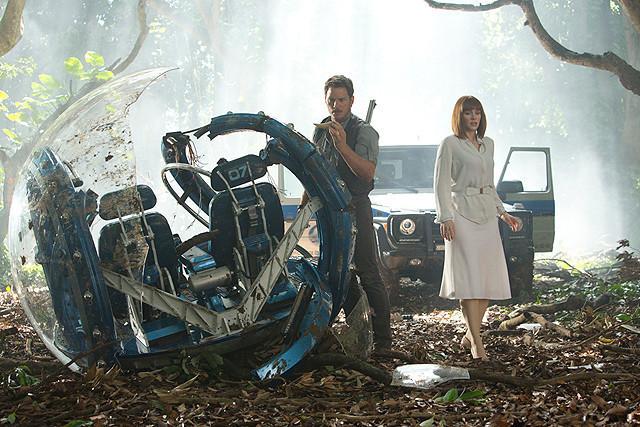 【全米映画ランキング】「ジュラシック・ワールド」V2。ピクサー新作「インサイド・ヘッド」は2位デビュー