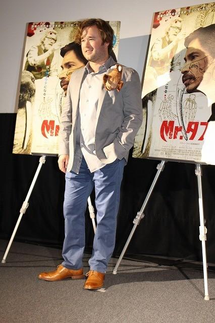 ハーレイ・ジョエル・オスメント、東京のWi-Fi事情に感激「地図を見ながら歩ける」