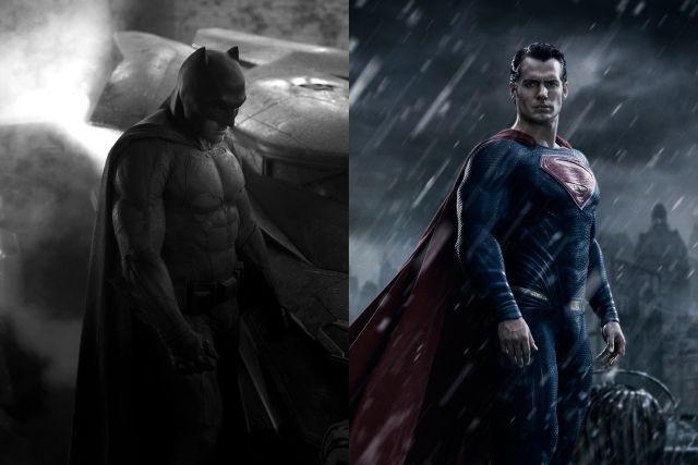 スーパーマンは偽りの神?「バットマン vs スーパーマン」予告で2大ヒーローが対じ