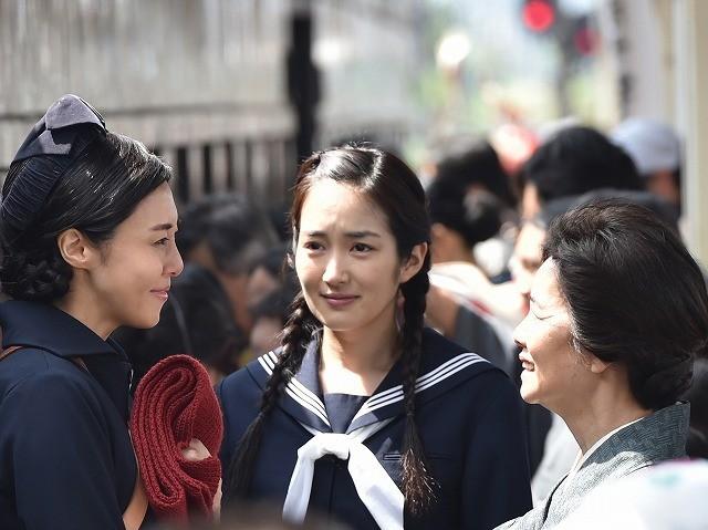 高梨臨、終戦70年記念ドラマに出演決定!従軍看護役に「誇りに思いました」