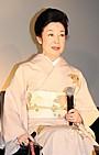 若尾文子、小津安二郎監督に思い馳せる「お嫁さんになりたいと思った」