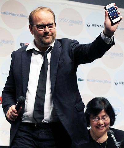 「チャップリンからの贈りもの」のX・ボーボワ監督、仏音楽の名匠に生電話で観客歓喜 - 画像3