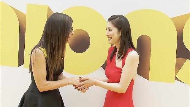 天海祐希&サンドラ・ブロック「ミニオンズ」LAプレミアでご対面!真田広之の出演も発表