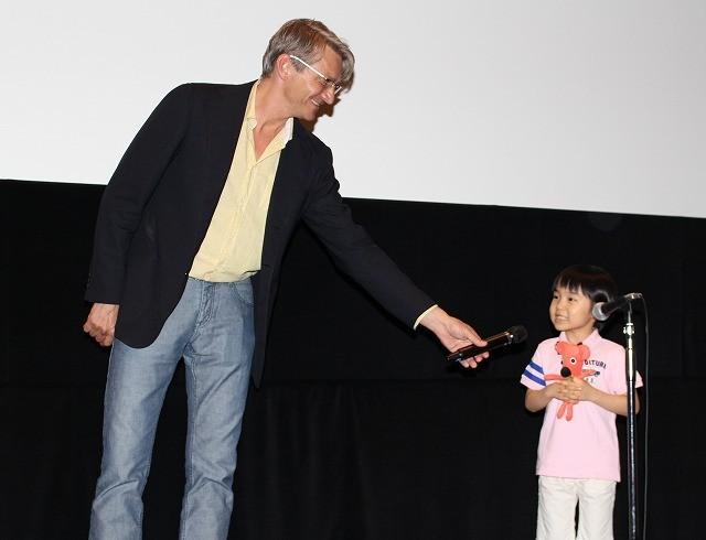 オスカー受賞監督、寺田心くんの才能に驚き「今どうやったの!?」
