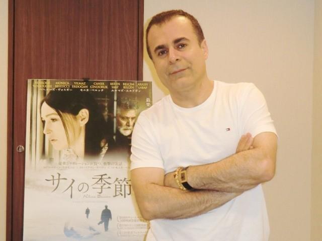 バフマン・ゴバディ監督、亡命後トルコで撮影の「サイの季節」と今後の展望を語る