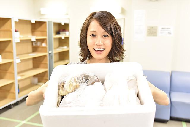 「ど根性ガエル」撮影現場で前田敦子の誕生祝い 松ケンが築地の魚介類贈る - 画像2