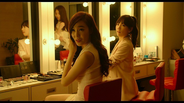 「少女時代」派生ユニットが韓国発の感動作にカメオ出演!控え室でキュートな姿披露