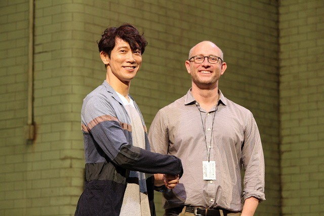 佐々木蔵之介、主演舞台「マクベス」をアピール「1人20役、やります!」