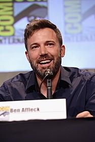 「バットマン vs スーパーマン」 パネルディスカッションに登場したベン・アフレック「バットマン」