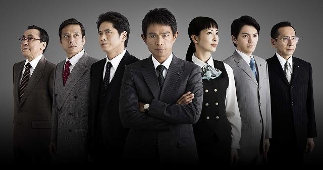 江口洋介、山一證券の廃業描く「しんがり」に主演!WOWOWドラマ主演は4年ぶり