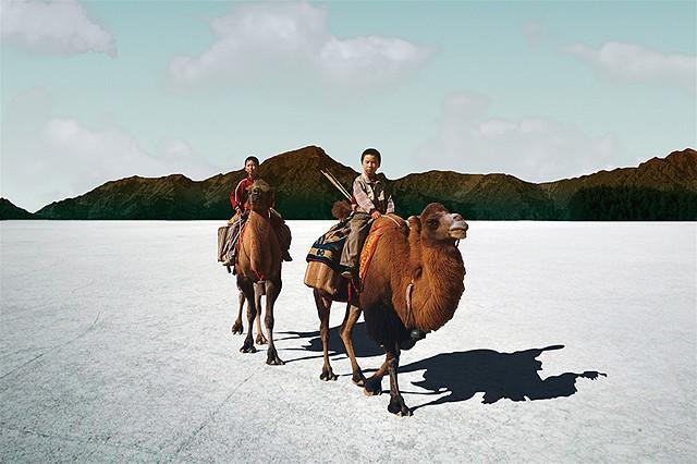 少数民族の兄弟がラクダで秘境を旅する「僕たちの家に帰ろう」予告編
