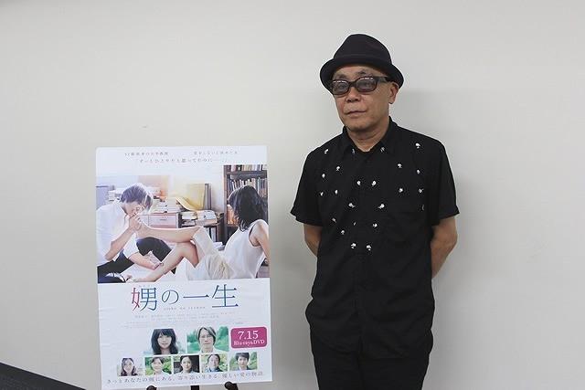 「娚の一生」廣木隆一監督、「男女はエロチックじゃないと嫌だ」と強いこだわり