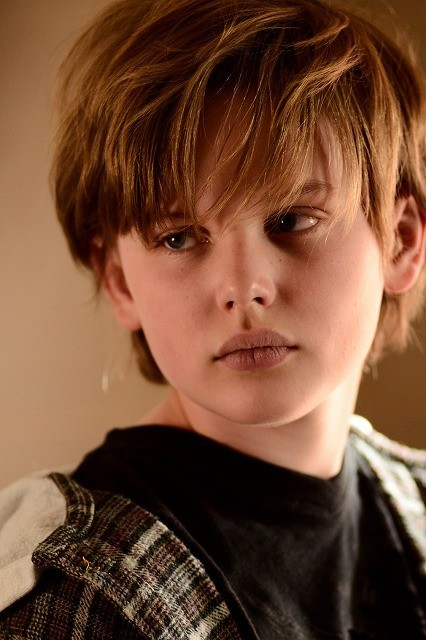 「ボーイ・ソプラノ」美声少年G・ウエアリングの来日が決定!リバー・フェニックスを彷彿