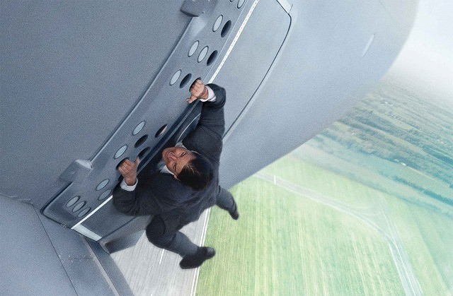 """トム・クルーズ「ミッション:インポッシブル5」引っさげ来日決定!""""危険すぎる""""スタント映像も到着"""