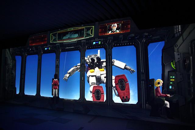 「機動戦士ガンダム展」東京上陸 アムロ・レイ役の古谷徹も万感の思い - 画像7