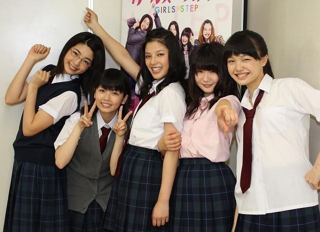 石井杏奈、小芝風花らとダンス披露で大緊張!「E-girlsの時よりドキドキ」