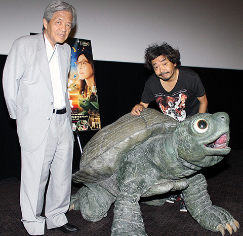 園子温監督、25年前に脚本執筆の「ラブ&ピース」は「デビュー作のつもりだった」