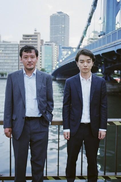 染谷将太、監督2作目「清澄」完成間近!川瀬陽太とのW主演も兼ねる