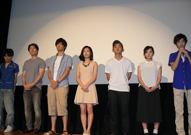 清水尚弥「2年越しで劇場公開できて本当に嬉しい」と万感の思いを語る