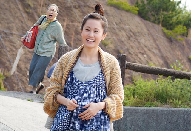 前田敦子、妊婦に初挑戦!「モヒカン故郷に帰る」で松田龍平の恋人役