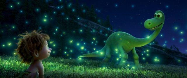 舞台は隕石衝突を免れた地球!進化した恐竜が人と出会う「アーロと少年」特報