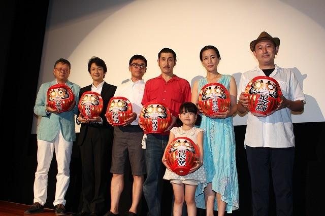 大崎章監督、10年ぶり新作「お盆の弟」で再出発「この瞬間が夢のよう」