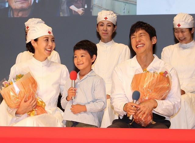 西島秀俊、妻役・松嶋菜々子の熱演に興奮!「舌を巻きました」 - 画像3