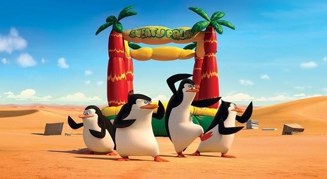 ペンギンズが誘拐!?「マダガスカル」シリーズ新作、11月に公開&パッケージ発売
