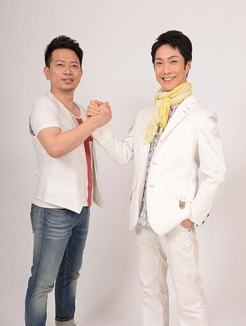 野村萬斎、現代劇に初挑戦!宮迫博之と「スキャナー」でタッグ結成