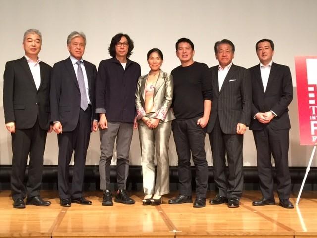 行定勲監督、東京国際映画祭×国際交流基金の新企画で映画製作