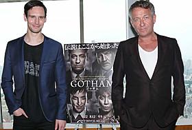 (左から)コリー・マイケル・スミス、ショーン・パートウィー「バットマン」