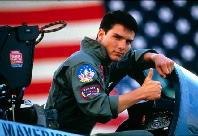 トム・クルーズ、「トップガン2」出演の条件は「本物の戦闘機を使うこと」
