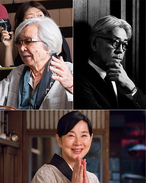 坂本龍一、山田洋次監督「母と暮せば」音楽で復帰!吉永小百合が2人の巨匠つなぐ