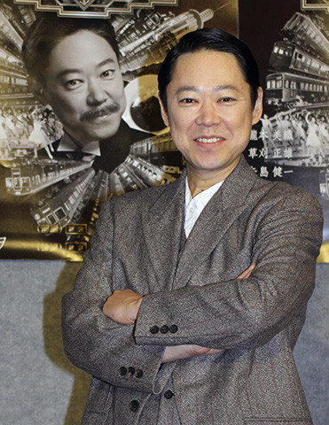 阿部サダヲ、東宝の創設者役に「ダメなところ前面に出した」とご満悦