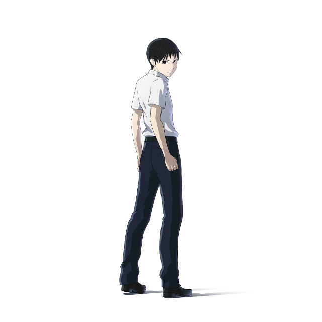 劇場アニメ「亜人」第1部は11月公開! 宮野真守らメインキャストも発表