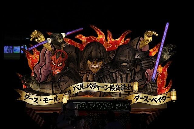 【青森の覚醒】スター・ウォーズで盛り上がる「青森ねぶた祭り」前夜祭に潜入!