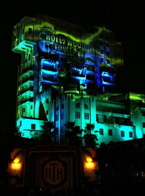 米ディズニー、人気アトラクション「タワー・オブ・テラー」を映画化