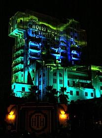 カリフォルニアにある、元祖タワー・オブ・テラー「チャーリーとチョコレート工場」