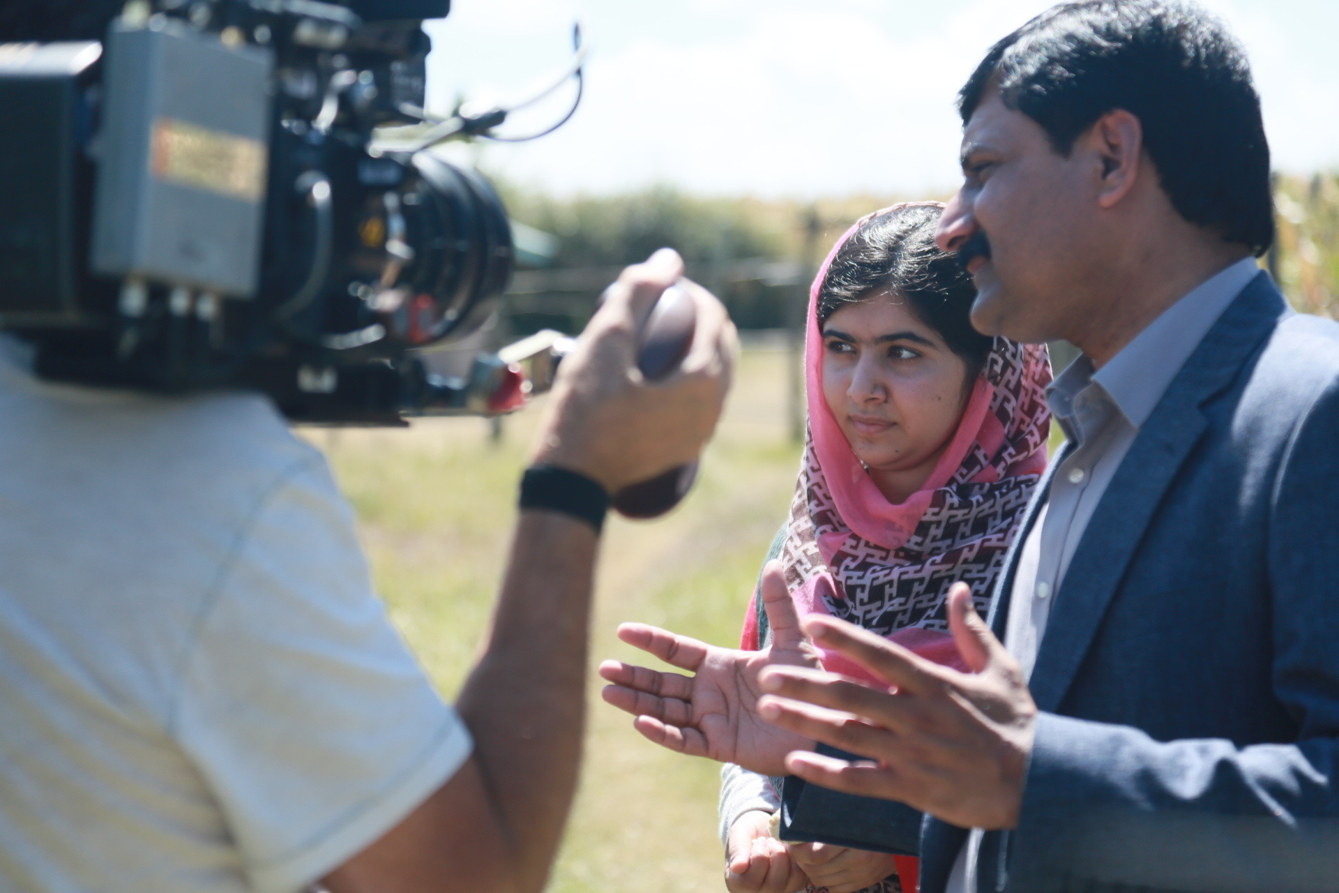 タリバンに撃たれた少女マララさんのドキュメンタリーが12月公開