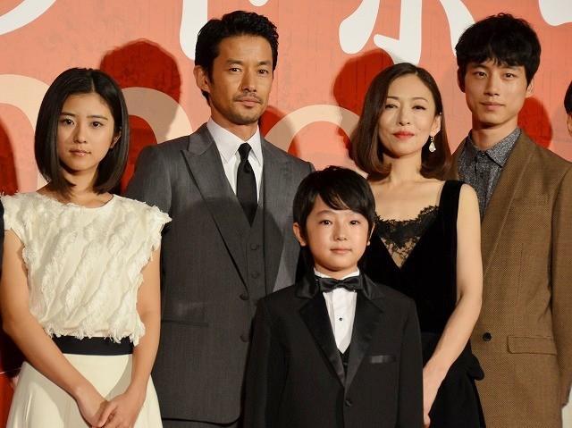 竹野内豊、初共演の松雪泰子と2人きりの場面少なく「ちょっと残念」