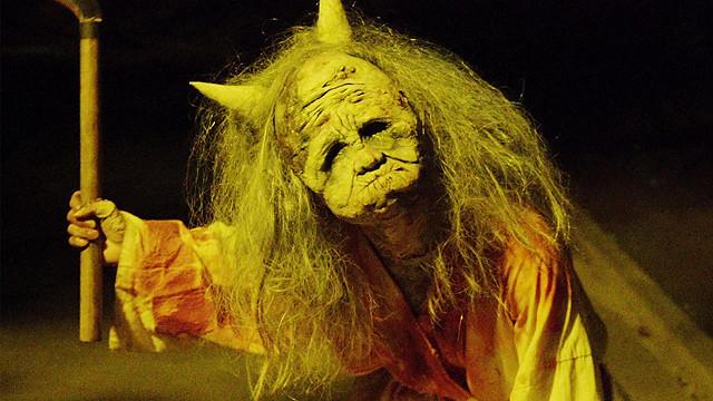 YouTubeで人気の恐怖ドッキリ映像に日本生まれの鬼婆などが登場