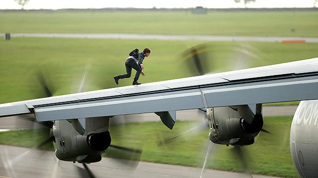 【全米映画ランキング】「ミッション:インポッシブル5」がV2。「ファンタスティック・フォー」は2位デビュー
